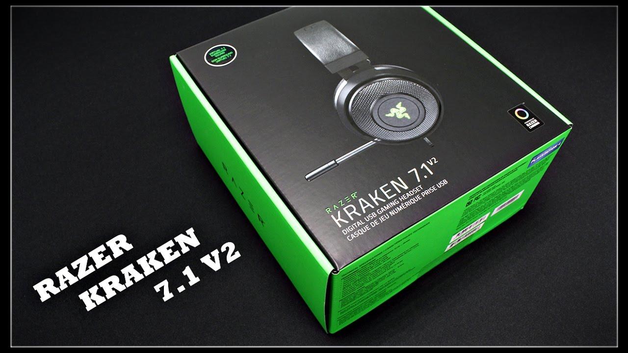 Đánh giá tai nghe Razer Kraken 7.1 V2: Bass tưng bừng, chơi game nghe nhạc EDM thả ga