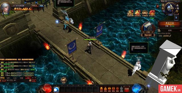 5 game online đồ hoạ 3D vừa đẹp mắt vừa nhẹ nhàng rất đáng chơi