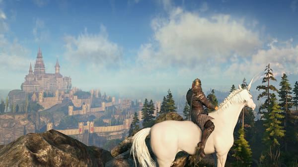 Game siêu bom tấn Dark and Light tung gameplay đẹp không kém The Witcher, mở cửa đầu 2017