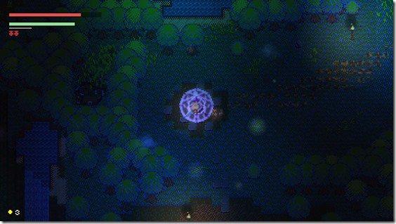 Trong Nother, người chơi được tự do đi đến bất cứ địa điểm nào mình muốn.