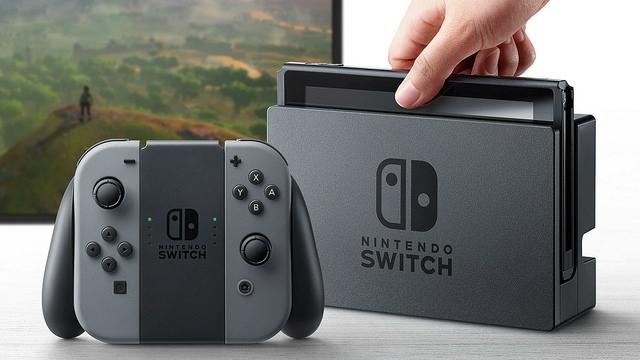 Từ Nintendo Switch cho tới Scorpio: Nhìn vào tương lai của ngành game