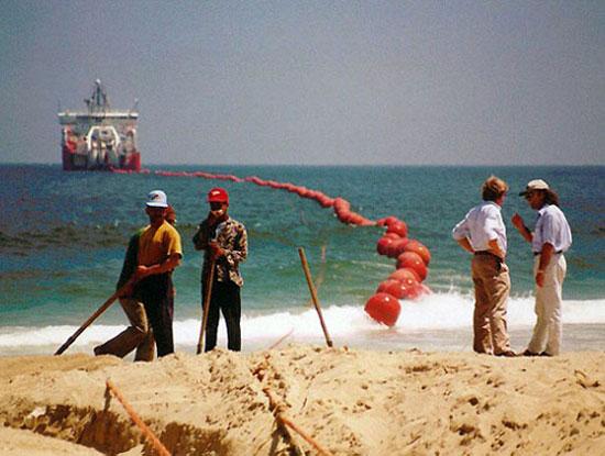 Cáp quang AAG đã được sửa xong, đường truyền Internet Việt khôi phục 100%