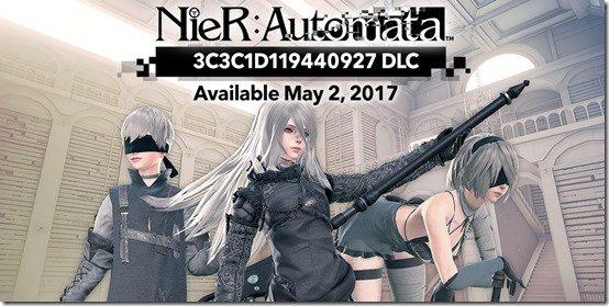 Bản mở rộng mới của Nier: Automata sẽ có một nhân vật chính bị chết, 2B, 9S hay A2?