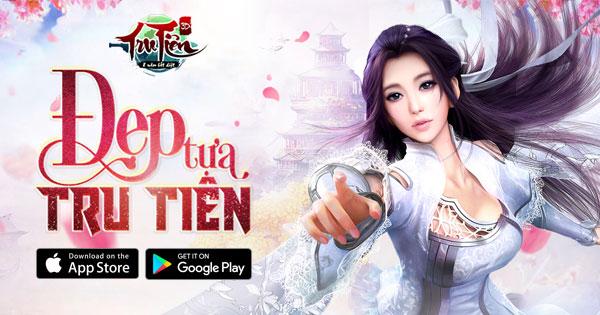 Tru Tiên 3D Mobile vừa chính thức cập bến Việt Nam vào đầu tháng 7 vừa qua