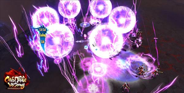 Chiến Thần Vô Song - webgame nhập vai hành động 3D chuẩn bị ra mắt trong tháng 11 này
