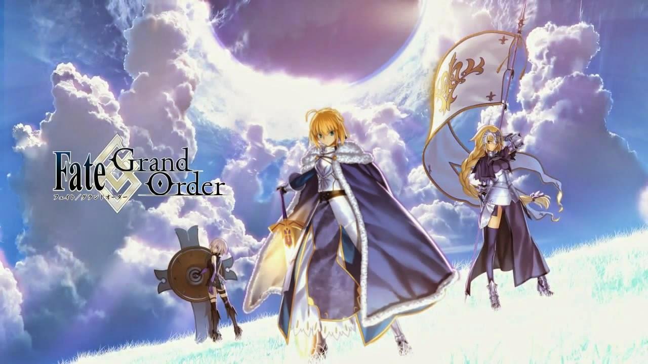 Fate/Grand Order - Một trong những game di động hay nhất Nhật Bản sắp có  bản tiếng Anh