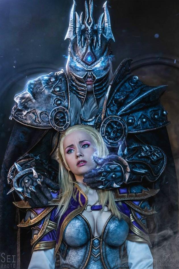 Tuy nhiên, Arthas sẽ hồi sinh trong phiên bản Return of the Lich King?