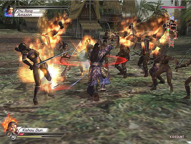 Chiến Thần Vô Song khiến nhiều người chơi liên tưởng đến tượng đài Dynasty Warrior