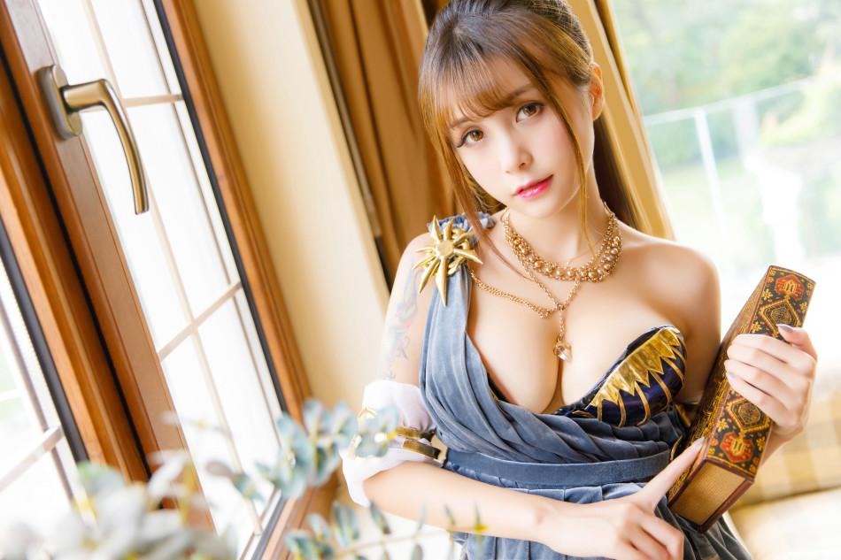 girl-trung-quoc-Xia-Mei-Jiang-cosplay-cuc-xinh-5