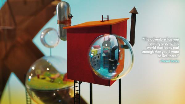 Lumino City - Tuyệt tác phiêu lưu làm từ... giấy cuối cùng đã lên Android
