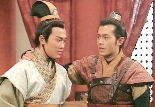 Cổ Thiên Lạc thành công với vai Hạng Thiếu Long trong Tầm Tần Ký