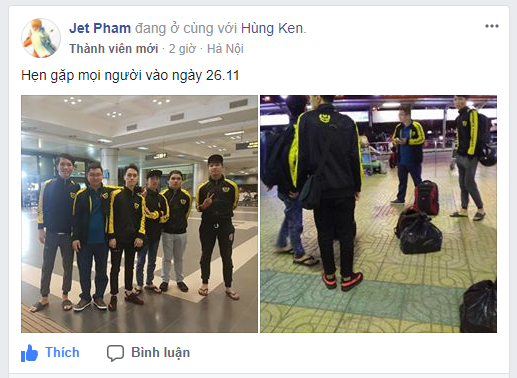 Tin vui báo về, các chàng trai lập tức mua vé và khăn gói ra Hà Nội.