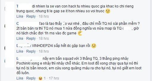 Các comment của game thủ Việt về vấn đề tách server này, nhiều người vui song cũng không ít tỏ ra bi quan!