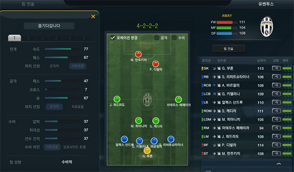 Top 5 chiến thuật chất nhất Championship 2017 FIFA Online 3