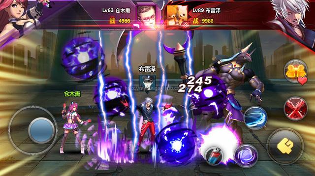 """10 game mobile """"beat-'em-up"""" cực đỉnh, để xả strees thì tuyệt vời (P2)"""