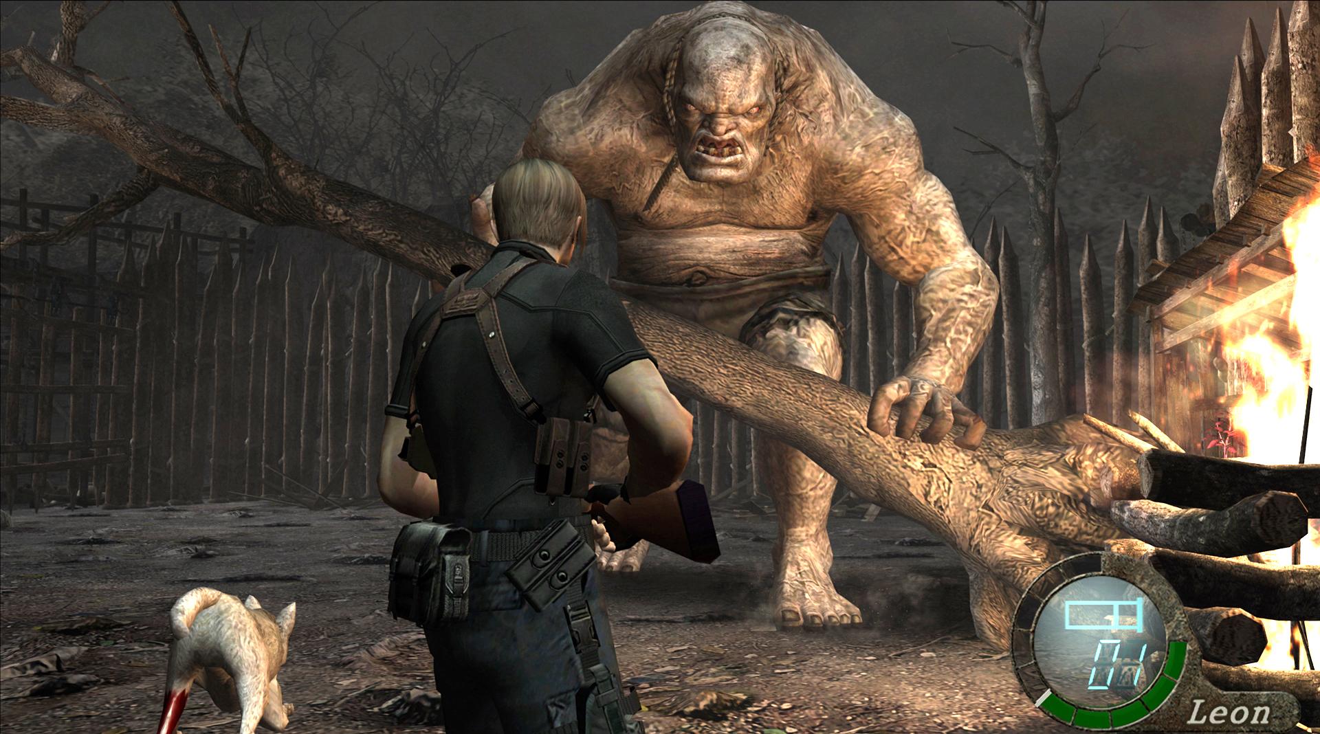 Kết quả hình ảnh cho Resident Evil 4 (2005)