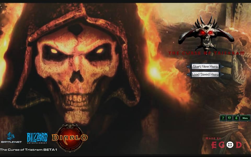 Hãy quên StarCraft Remastered đi, có người đang mod lại Diablo II bằng StarCraft II rồi!
