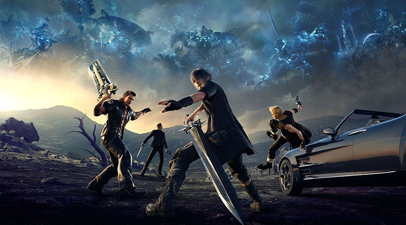 Vừa giới thiệu, Final Fantasy XV bản PC đã khiến game thủ khóc thét với dung lượng khó tin: 170GB!