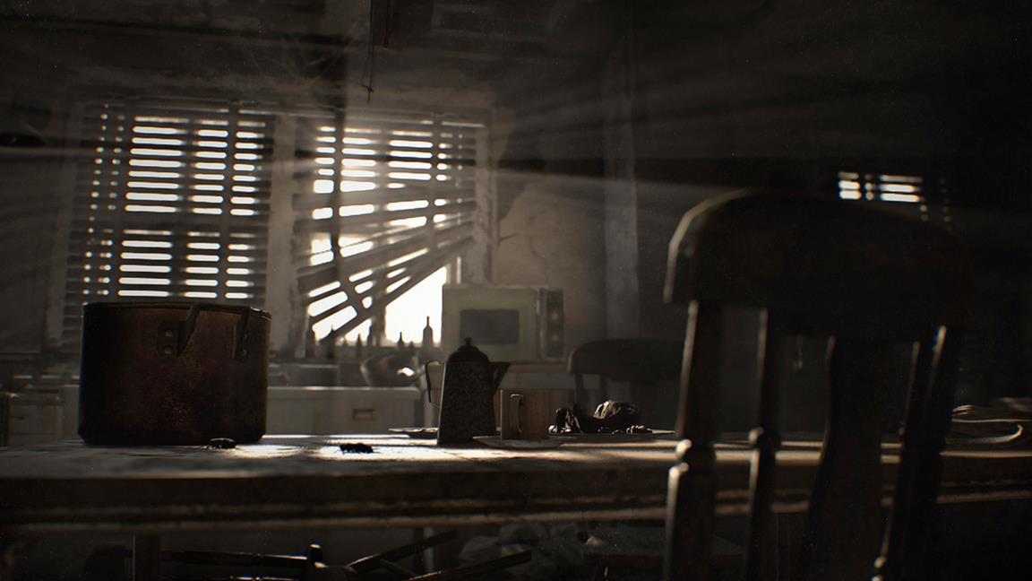 Phải đến cuối năm nay game thủ mới lại được đóng bỉm với Resident Evil 7
