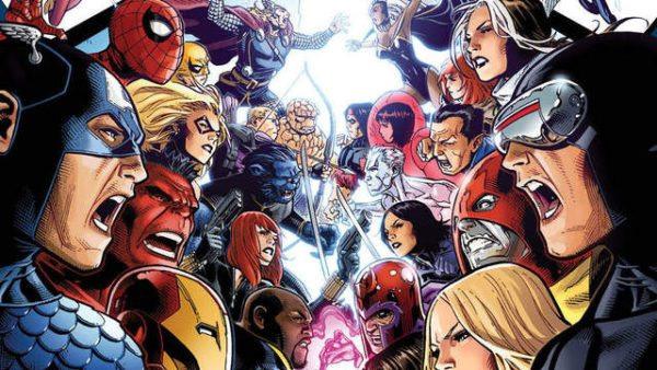 Spider-Man đã sát cánh cùng các Avengers như nguyên tác truyện tranh. Nhưng X-Men và Bộ tứ Siêu đẳng thì chưa.