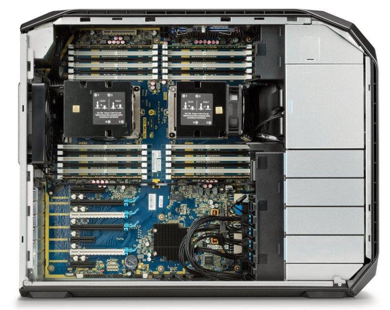Case máy tính cực khủng với cấu hình như trong mơ: RAM 3TB, ổ cứng 48TB, thế này còn ngán game nào?