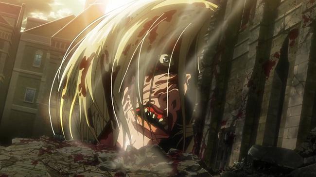 Chiến binh mạnh thứ 2 của Attack on Titan thất bại trước người khổng lồ trong phim mới