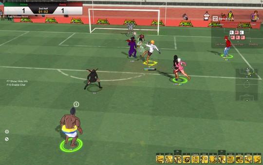 Freestyle Football: Game bóng đá dị mới mở miễn phí trên Steam