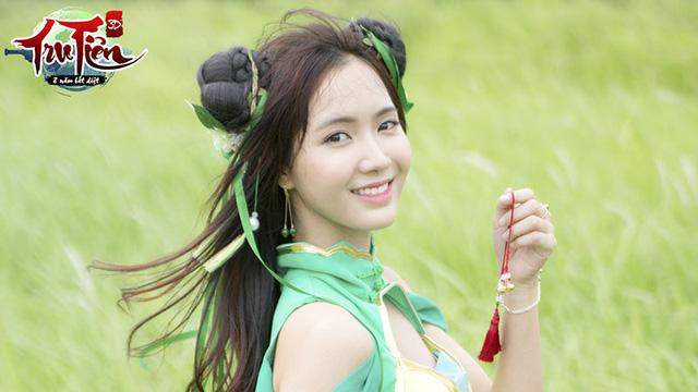 Jang Mi hóa thân thành Bích Dao trong MV Trọn Tình