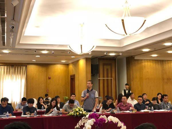 Đại diện VNG đặt ra vấn đề thanh toán tại hội thảo