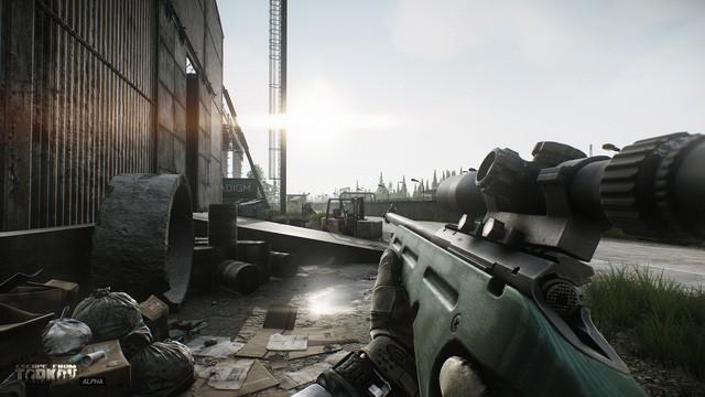 Thêm một game online bom tấn rục rịch ra mắt đầu năm 2018 tới