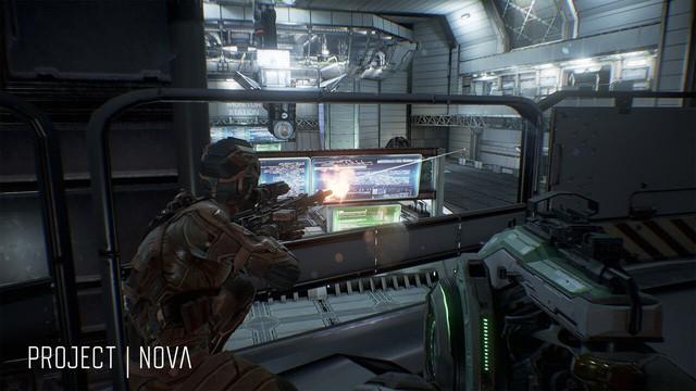 Project Nova - Game bắn súng miễn phí tuyệt đẹp đang được thai nghén