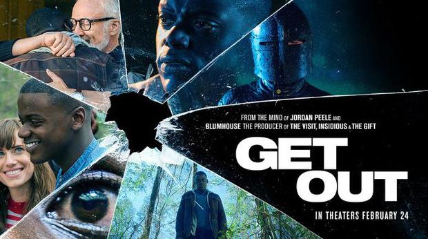 Get Out đem đến những góc nhìn đáng sợ trong tâm lý con người.