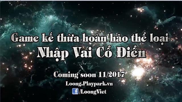 Loong Online 3D sẽ ra mắt vào tháng 11 tới đây