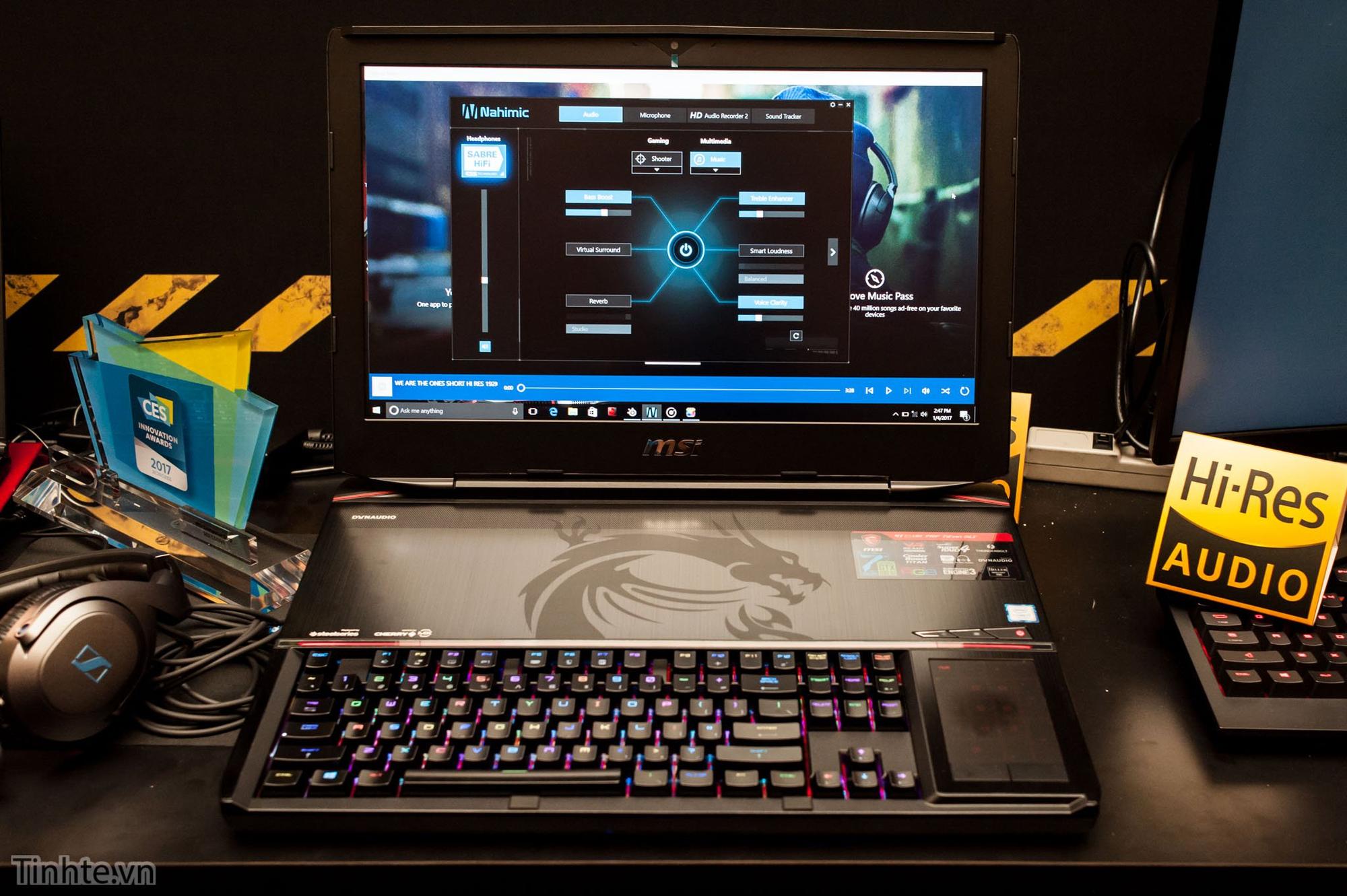 Chia sẻ những kinh nghiệm cần lưu ý khi chọn mua laptop chơi game