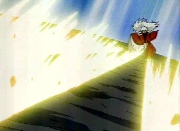 Tuyệt chiêu Phong Chi Thương của Thiết Toái Nha chứa đựng sức mạnh có thể tiêu diệt 100 yêu quái sau một lần vung kiếm.