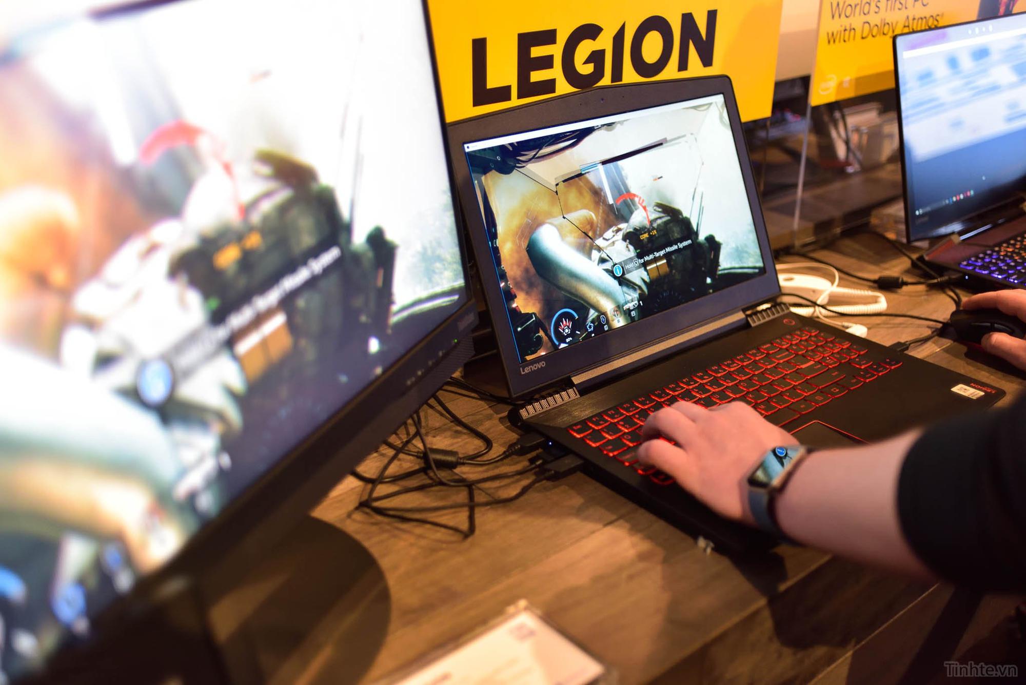 Lenovo Legion Y520 là một lựa chọn tốt trong phân khúc phổ thông.