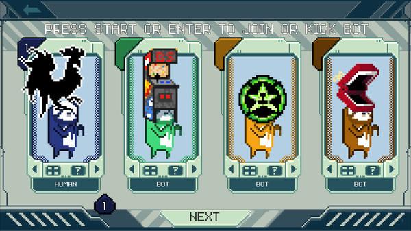 Battlesloths 2025: The Great Pizza Wars - Game lạ đời về những chú Lười thích ăn Pizza