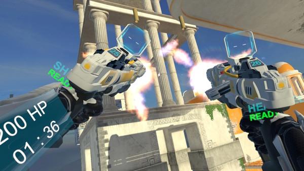 Game bắn súng bay lượn 'siêu thực' Skyfront VR chuẩn bị mở cửa đầu tháng 11