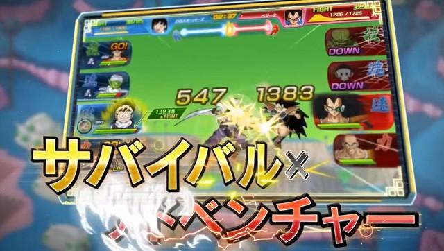 Xuất hiện webgame bảy viên ngọc rồng chính chủ: Dragon Ball Z: XKeeperz