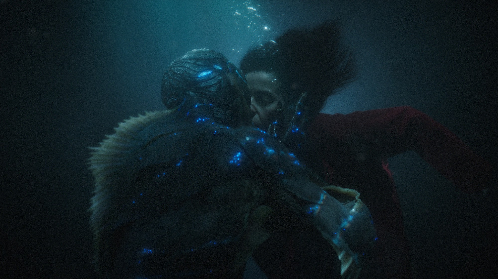 """Đằng sau mối tình """"The Shape of Water"""" là các câu chuyện thú vị chẳng kém"""