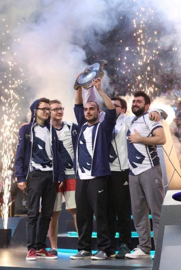 Team Liquid đang gặt hái những thành công vang dội, đặc biệt là với bộ môn DOTA 2