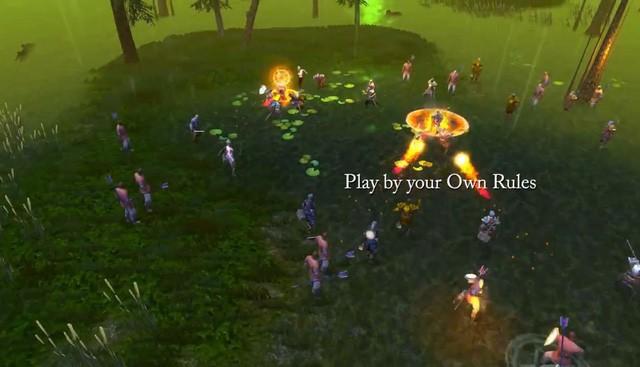Loạt game online nhập vai cực hay game thủ Việt không thể bỏ qua thời gian này
