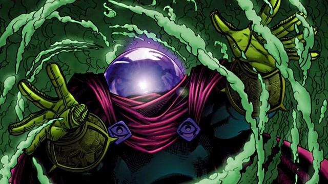Spider-Man: Far From Home: Hé lộ tạo hình chính thức của bậc thầy ảo giác Mysterio - Ảnh 1.