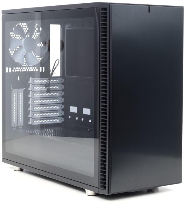 Vỏ case Fractal Define S2 - Hoàn hảo cho game thủ mê chơi tản nhiệt nước - Ảnh 1.
