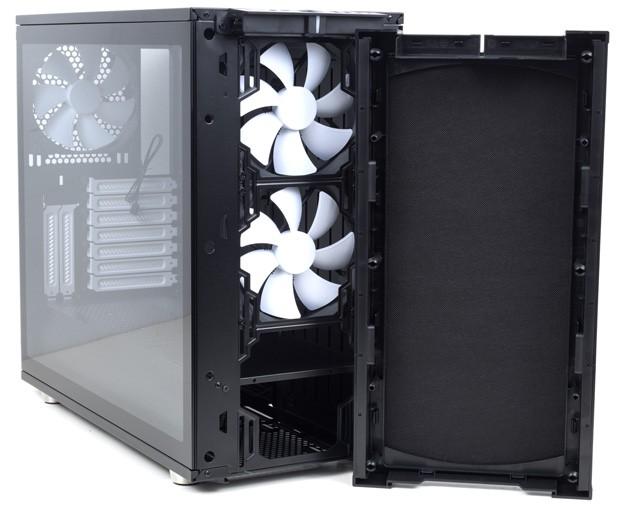 Vỏ case Fractal Define S2 - Hoàn hảo cho game thủ mê chơi tản nhiệt nước - Ảnh 3.