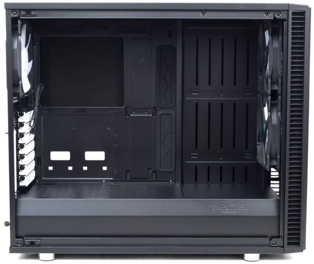 Vỏ case Fractal Define S2 - Hoàn hảo cho game thủ mê chơi tản nhiệt nước - Ảnh 5.