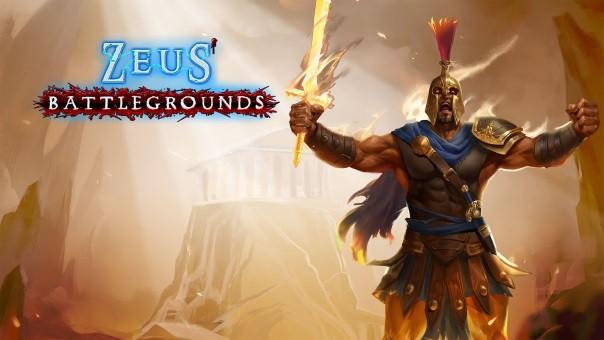 Game PUBG Thần Thánh - Zeus' Battlegrounds chính thức mở cửa miễn phí, còn chờ gì nữa mà không vào chơi nhỉ - Ảnh 1.