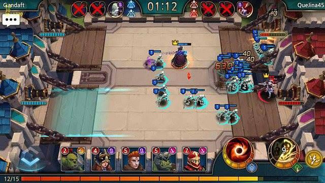Game chiến thuật đối kháng cực độc Triple Hearts sẽ mở cửa ngày 15/10, game thủ Việt có thể chơi dễ dàng - Ảnh 1.