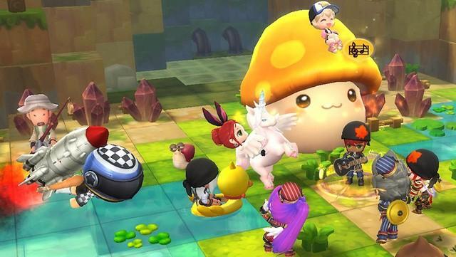 Những game online đồ họa hoạt hình cute lạc lối cho những game thủ yêu đời - Ảnh 2.