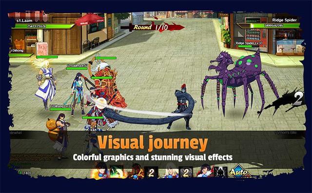 Những game online đồ họa hoạt hình cute lạc lối cho những game thủ yêu đời - Ảnh 9.